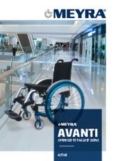 MEYRA - Avanti Relaunch brochure