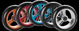 MEYRA - NANO X Castor wheels
