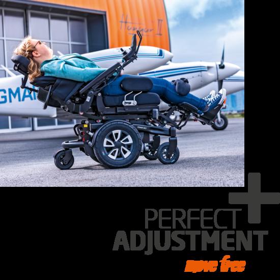 MEYRA - SKY Perfect adjustment