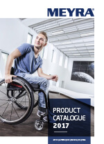 MEYRA product catalogue cover