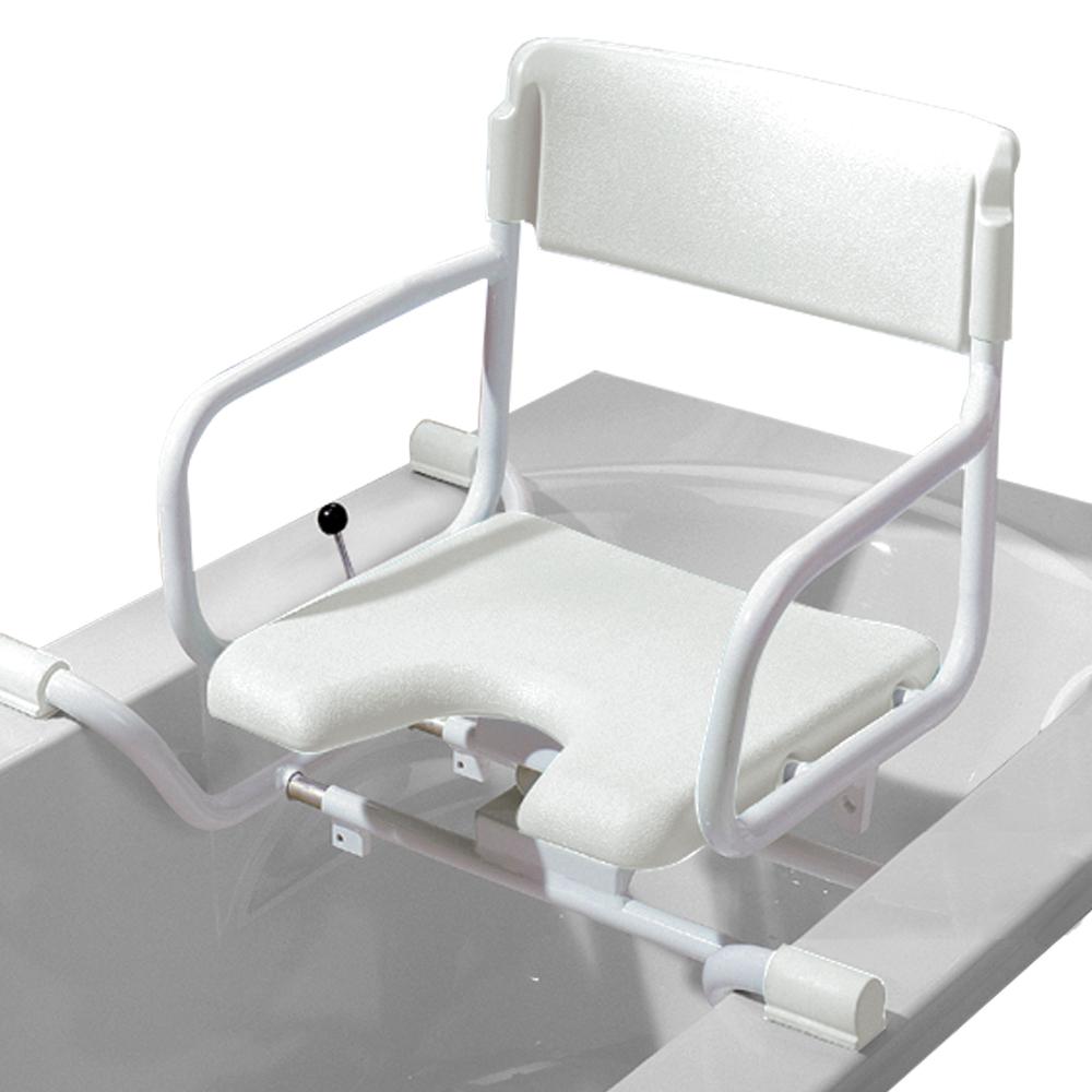 DuBaStar swivelling bath seat | MEYRA