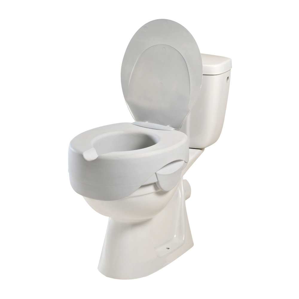 Raised Toilet Seat 4575 Soft Meyra